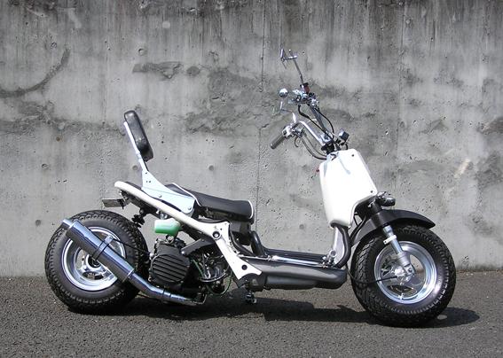 【ホンダ】大人気のバイクZOOMER(ズーマー)の画像やカスタム参考写真、ブログま\u2026